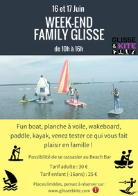 WEEK-END FAMILY GLISSE