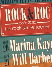 LE ROCK SUR LE ROC - MARINA KAYE