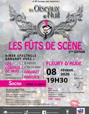 FUT DE SCENE : SPECTACLE TRANSFORMISTE