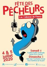 FETE DES PECHEURS AUX CABANES DE FLEURY