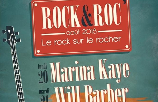LE ROCK SUR LE ROC - WILL BARBER 1 - Fleury