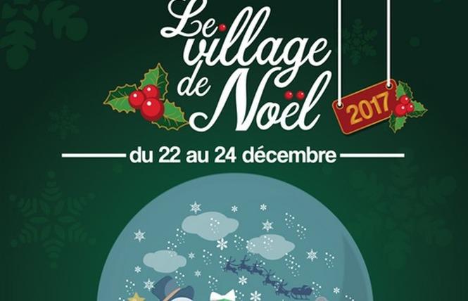 LE VILLAGE DE NOEL 1 - Fleury