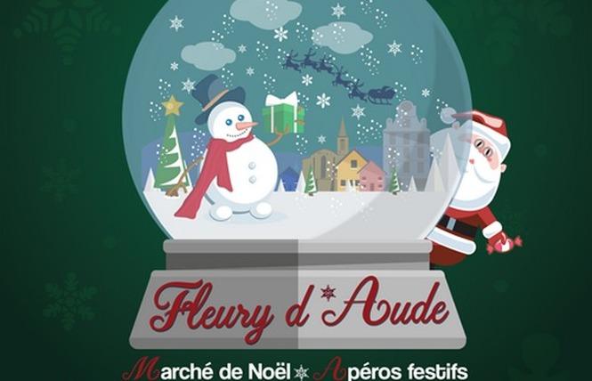 LE VILLAGE DE NOEL 2 - Fleury
